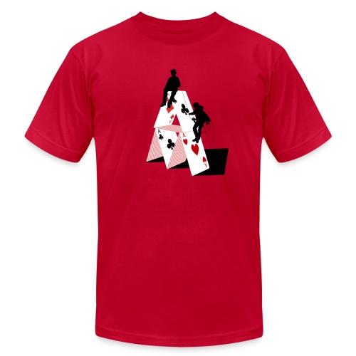 POKER MOUNTAIN - Men's Fine Jersey T-Shirt