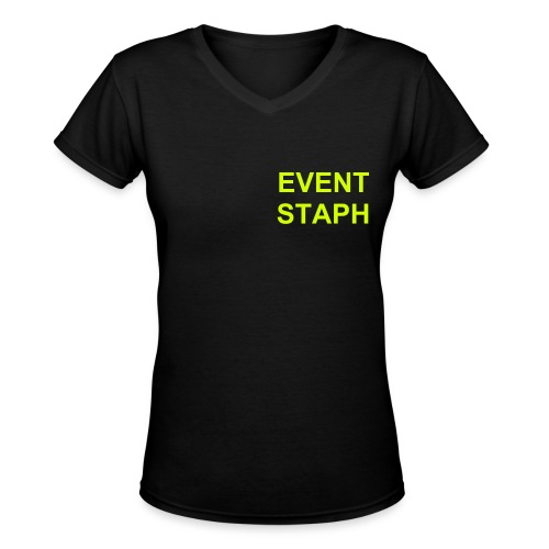 Womens V Neck - Women's V-Neck T-Shirt