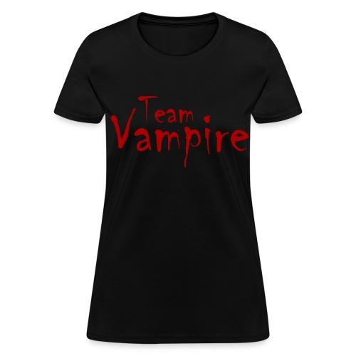 Team Vampire - Women's T-Shirt