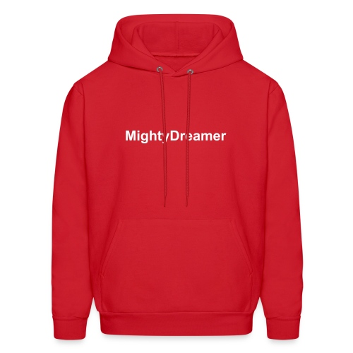 MightyDreamer In Da Red - Men's Hoodie