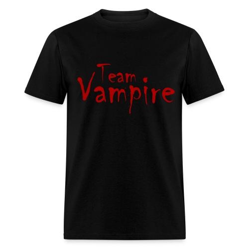 Team Vampire Men's - Men's T-Shirt