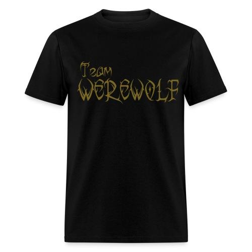 Team Werewolf Men's - Men's T-Shirt