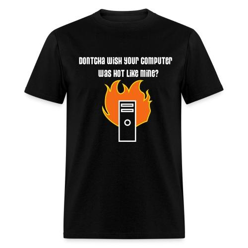 Hot PC - Men's T-Shirt