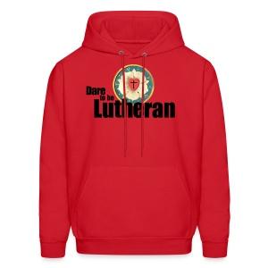 DtbL Sweatshirt Red - Men's Hoodie
