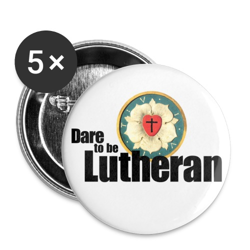 DtbL Buttons [5 pack] - Large Buttons