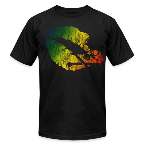 poison lips - Men's Fine Jersey T-Shirt