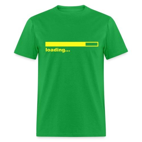 Loading ... - Men's T-Shirt