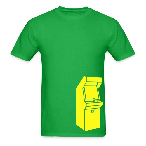 Arcade Machine - Men's T-Shirt