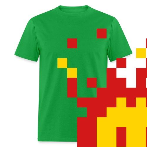 Fire Ball - Men's T-Shirt