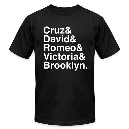 Beckhams - Men's Fine Jersey T-Shirt