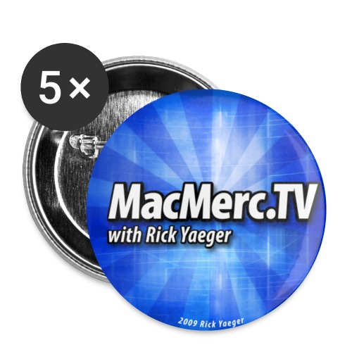 MacMerc.TV Buttons - Small Buttons