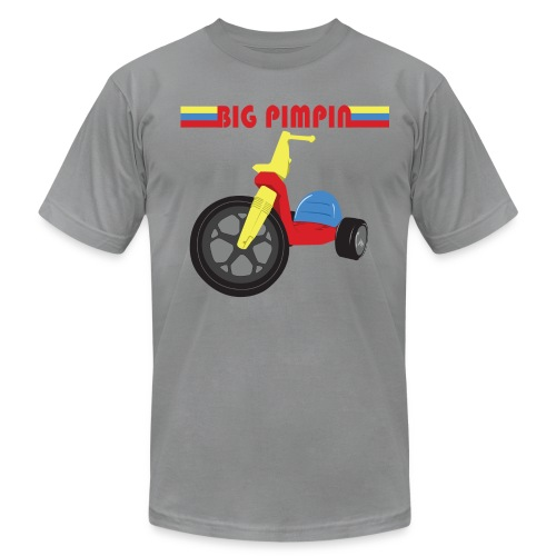 Big Pimpin - Men's Fine Jersey T-Shirt