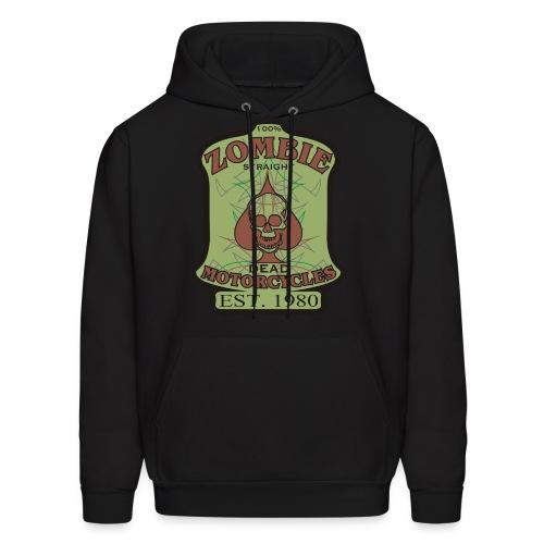Zombie motorcycles hoodie - Men's Hoodie