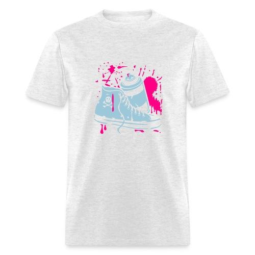 splitter-splatter - Men's T-Shirt
