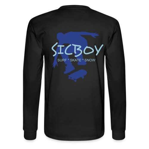 SICBOY LONG SLEEVE TEE - Men's Long Sleeve T-Shirt