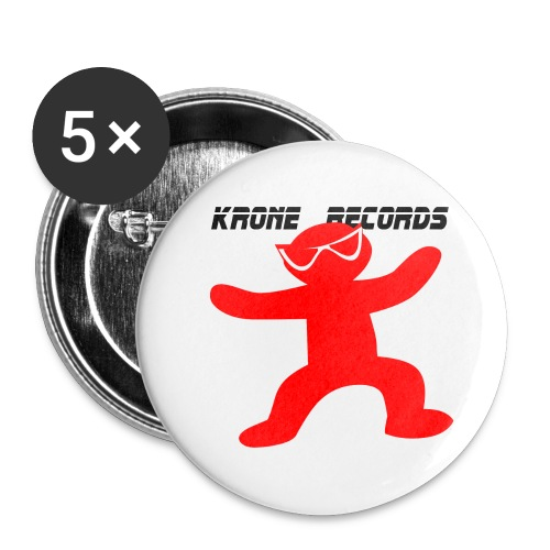 Krone Small Pin - Small Buttons