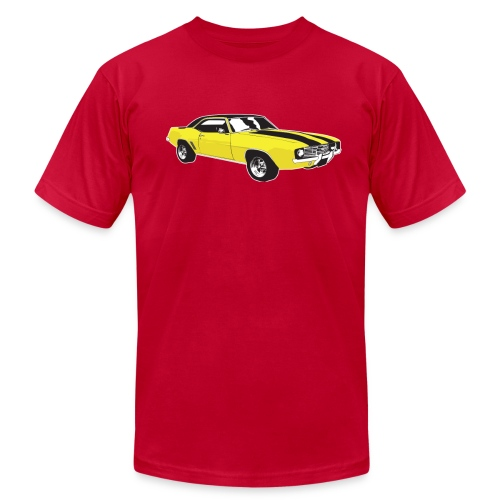 1969 Camaro - Men's  Jersey T-Shirt