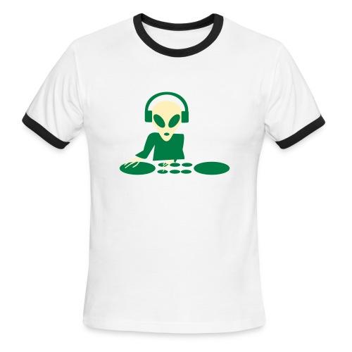 DJ Gery - Men's Ringer T-Shirt