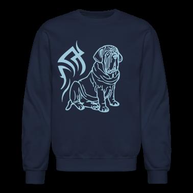 Navy mastinomastiff22 Long sleeve shirts