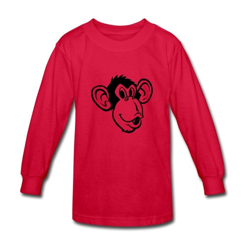 monkey - Kids' Long Sleeve T-Shirt