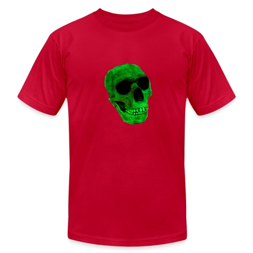 Vintage Skull T-shirt - Men's  Jersey T-Shirt