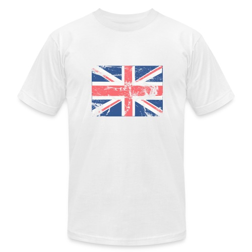 British Vintage T-shirt - Men's  Jersey T-Shirt