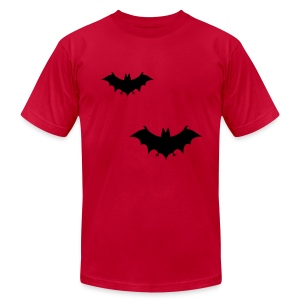 Bats Galore Tee - Men's T-Shirt by American Apparel