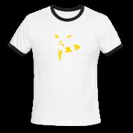 T-Shirts ~ Men's Ringer T-Shirt ~ [loveandsteak]