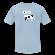 T-Shirts ~ Men's T-Shirt by American Apparel ~ [loveandsteak]