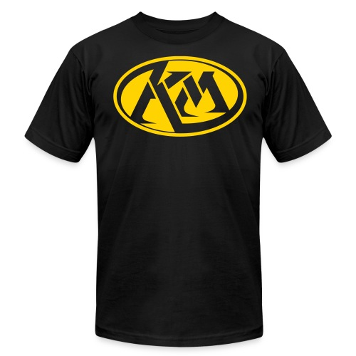Kaba Modern American Apparel Tee - Men's Fine Jersey T-Shirt