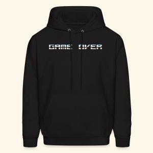Game Over (Pixelchrome) - Men's Hoodie