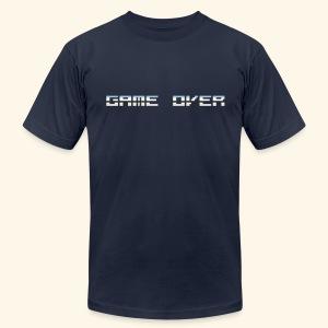Game Over (Pixelchrome) - Men's Fine Jersey T-Shirt