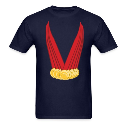 I am Phelps - Men's T-Shirt