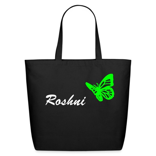 Butterfly Tote - Eco-Friendly Cotton Tote
