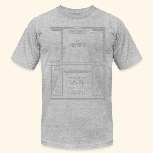 Multiscreen - Men's Fine Jersey T-Shirt