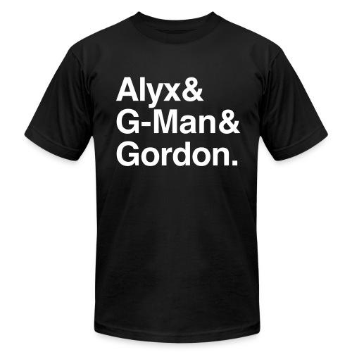 Half-Life - Men's Fine Jersey T-Shirt