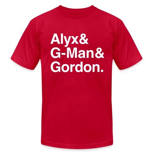 Half-Life - Men's  Jersey T-Shirt