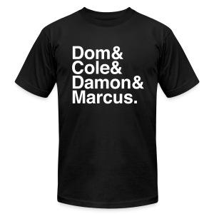 Gears of War - Men's Fine Jersey T-Shirt