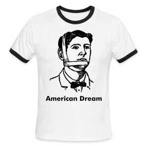 american dream - Men's Ringer T-Shirt