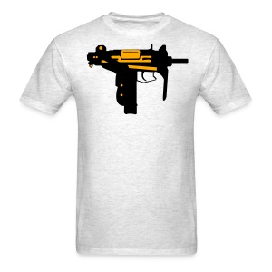 Uzi - Men's T-Shirt