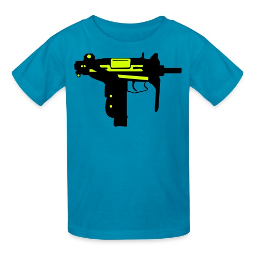Uzi - Kids' T-Shirt