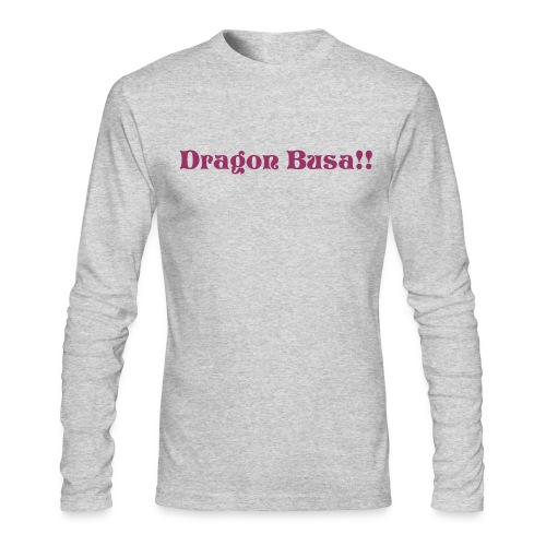 Busa Cycle - Men's Long Sleeve T-Shirt by Next Level