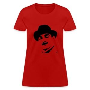 Poirot - Women's T-Shirt