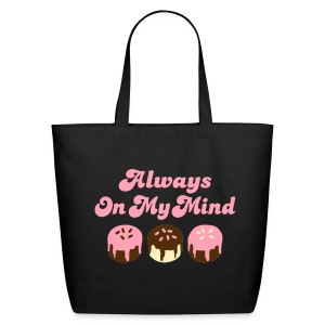 ALWAYS ON MY MIND - Eco-Friendly Cotton Tote