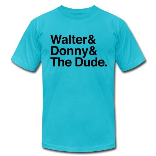 The Big Lebowski - Men's  Jersey T-Shirt