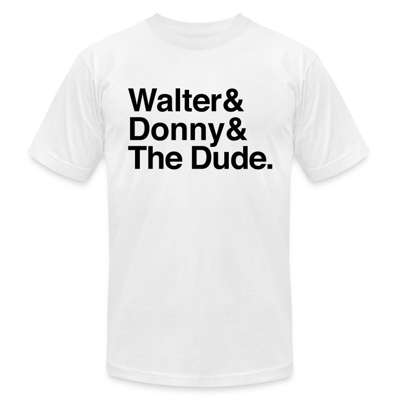 The Big Lebowski - Men's Fine Jersey T-Shirt