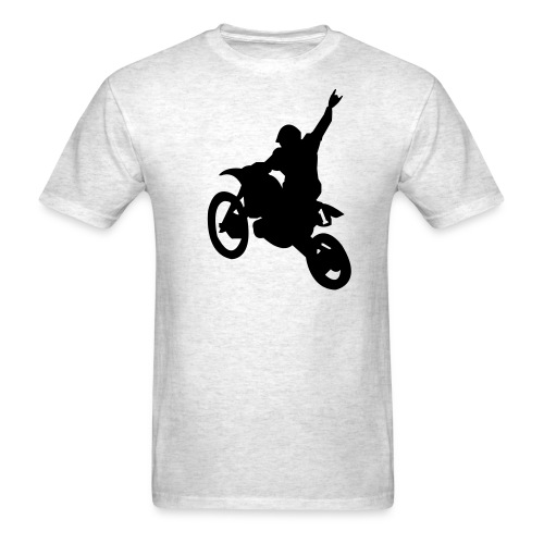 Dirt Bike - Men's T-Shirt