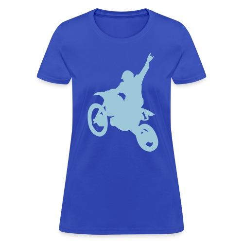 Dirt Bike - Women's T-Shirt