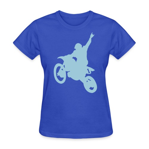 Dirt Bike - Women's T-Shirt