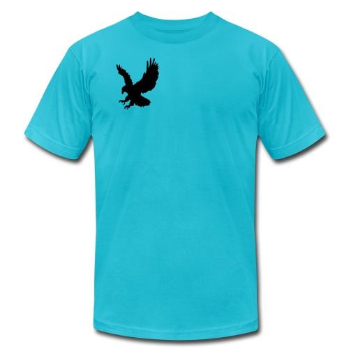 The Eagle - Men's Fine Jersey T-Shirt